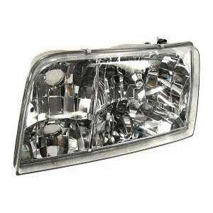 03 05 FORD CROWN VICTORIA HEADLIGHT LH (DRIVER SIDE) (2003