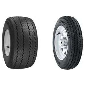 10012   Americana Tire & Wheel Tire 570x8 C Load Black Sidewalls 10012