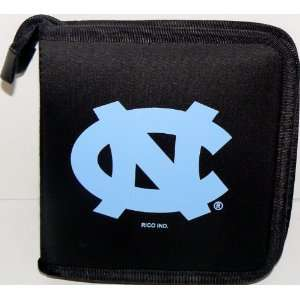Licensed North Carolina Tarheels CD DVD Blu Ray Wallet Electronics