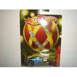 Hot Wheels Holiday Hot Rods 1/4 Mile Coupe Light Blue Toys & Games