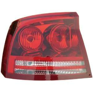 Dodge Charger 06 08 Tail Light Tail Lamp Driver Side Lh