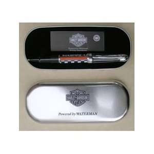 Waterman Harley Davidson Free Wheel Racing Rollerball Pen
