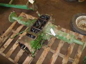 John Deere 1070 Complete Rear End with Transmisson