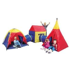Kids Giant Adventure Tunnel Play Tent Set #8906 Toys & Games
