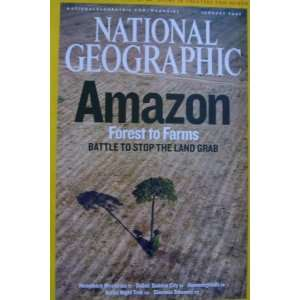 National Geographic Magazine January 2007