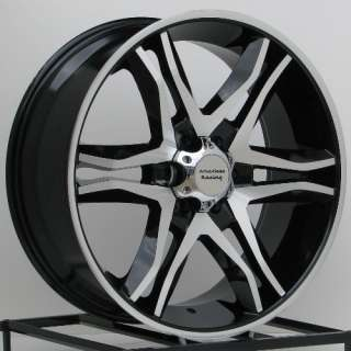 18 Inch Black Wheels Rims Ford Truck F150 Expedition Lincoln Navigator