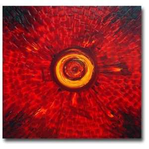 AJ LaGasse Original Oil Paintings   Abstract Art   Magma