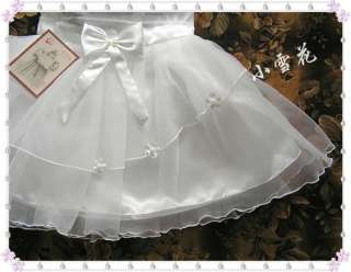 Baby Girls Christening Wedding Party Pageant Dress 2607