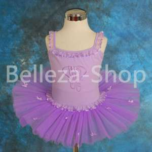 Girls Ballet Tutu Dancing Costume Dress Size 2T 5