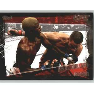 2010 Topps UFC Trading Card # 42 Melvin Guillard (Ultimate
