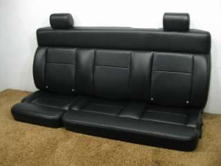 FORD F 150 F150 OEM REPLACEMENT FACTORY LEATHER SEATS 2004 2005 2006