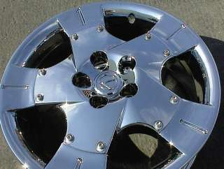 NEW 18 FACTORY LEXUS SC430 CHROME WHEELS RIMS LS430 GS430 SC300   SET