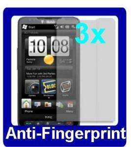 MATTE ANTI GLARE SCREEN PROTECTORS FOR HTC HD2 T8585