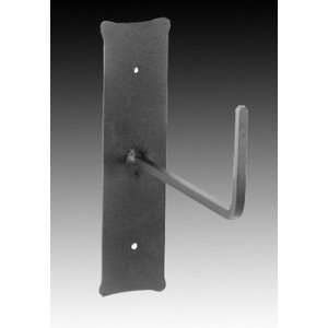 Weathervanes Black Wrought Iron, Wall Mount Iron Bracket
