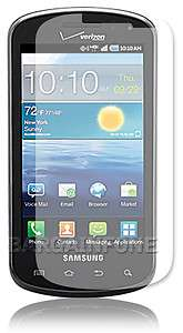 ANTI GLARE SCREEN PROTECTOR FOR SAMSUNG STRATOSPHERE i405