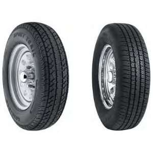 AMERICANA TIRE & WHEEL 1ST86   Americana Tire & Wheel Tire St205/75D14