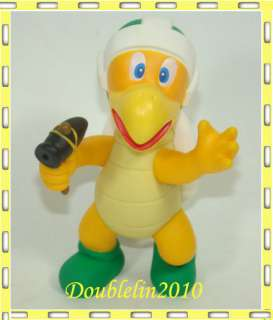 SUPER MARIO BROS MOVABLE FIGURE KOOPA TROOPA w/ hammer