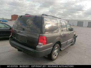 05 06 FORD EXPEDITION Right Passenger Rear Quarter Window Glass w