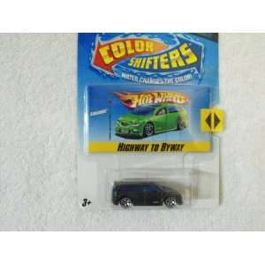 Hot Wheels Color Shifters ~ Audacious ~ 2008 Toys & Games