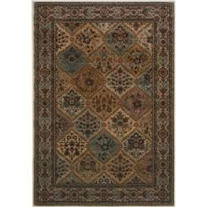 Rizzy Home BV3207 Bellevue 6 Feet 7 Inch by 9 Feet 6 Inch Area Rug