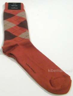 REPUBLIC Mens Socks One Size Solids,Argyles,More~1 Pair Choose Style