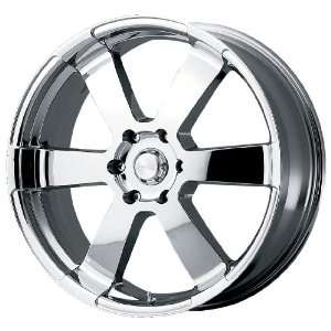 Black Rhino Wheels Keros Series Chrome Wheel (22x9/6x135mm)