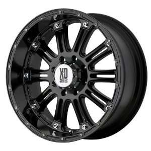 XD Series Hoss XD795 Gloss Black Wheel (22x9.5/6x135mm
