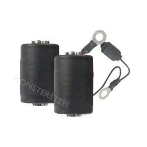 Iron Core Coils for Tattoo Machine 10 Wrap Black NEW