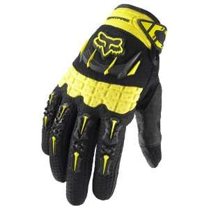 2009 Fox Racing Dirtpaw Yellow X Large