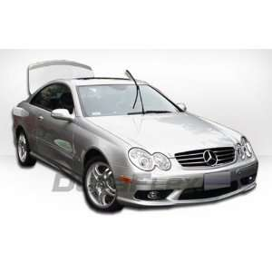 2003 2008 Mercedes Benz CLK Duraflex AMG Kit  Includes AMG Style Front
