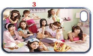 New SNSD Girls Generation iPhone 4 Hard Case