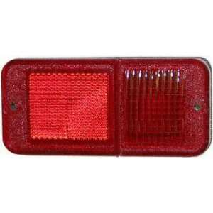 69 72 CHEVY CHEVROLET BLAZER REAR SIDE MARKER LIGHT