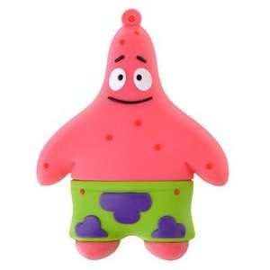8GB Lovely Patrick Star USB Flash Drive Cartoon Flash