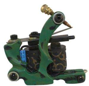 Handmade Tattoo Machine Carbon Shader Liner Gun Supply