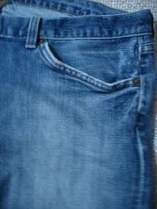 LUCKY BRAND Relaxed Bootleg Mens Denim Jeans size 36