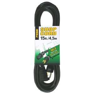 Prime Wire & Cable EC502615 15 Foot 16/3 SJTW Indoor and