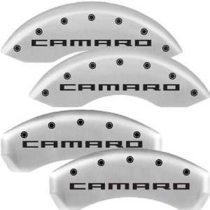 MGP Caliper Covers Chevrolet Camaro SS 2010 2011 2012 (Licensed Logo