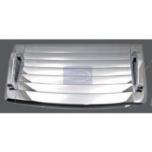 2009 2010 2011 Hummer H3 Chrome Hood Vent Deck Kit  5 PCS Automotive