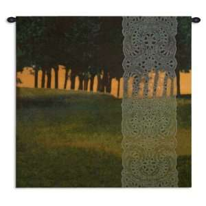 Summer Grove Wall Hanging   Fine Art Tapestry   6357 WH 31