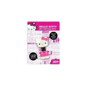 Sakar 46109 Hello Kitty 2D 4GB USB Flash Drive