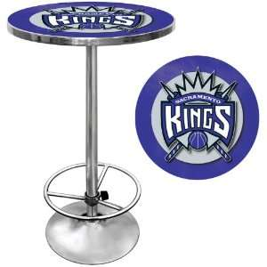 Sacramento Kings NBA Chrome Pub Table   Game Room Products