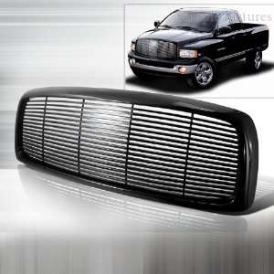 02 05 Dodge Ram Black Grill   Automotive