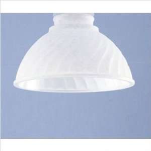 Lighting 81057 Swirl Scavo Ceiling Fan Dome Shade