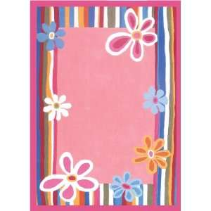 Home Dynamix Kidz Image Strawberry Pink Flowers 411 x 610 Kids