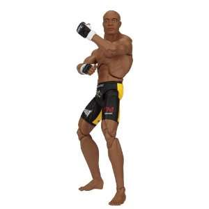 UFC Deluxe Figure Series #1 anderson Silva Toys & Games
