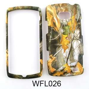 LG Ally vs740 Camo/Camouflage Hunter Series, w/ Dry Leaves