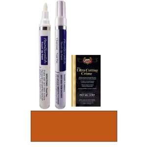 1/2 Oz. Hemi Orange Pearl Paint Pen Kit for 2009 Dodge