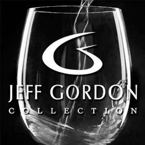 Get Etched Jeff Gordon Laser Etched Winery Coasters   Set