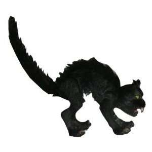 Pouncing Cat Halloween Prop Toys & Games