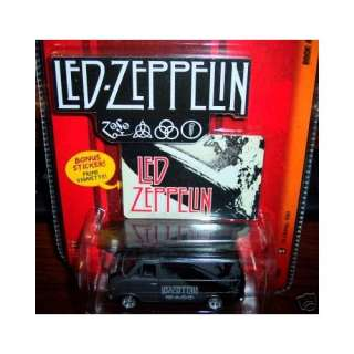 Johnny Lightning Rock ART #5 LED Zeppelin 75 Chevy VAN